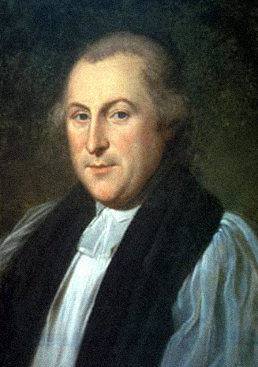 The Reverend Dr. William White